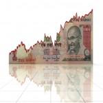Indian market chart