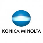 konica minolta logo square