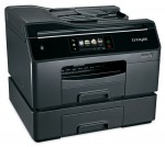 Lexmark's OfficeEdge Pro5500t may have help Lexmark gain some of the business inkjet market