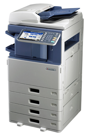 Detailed Copier Specifications