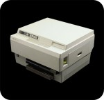 The first HP LaserJet