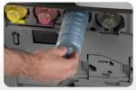 The Ricoh MP C2003 and MP C2503 use new toner SKUa