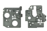 ms, new toner formulation, non-OEM parts Caption: Static's new universal conversion end plates for use in HP M476 cartridges