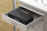Epson says the WorkForce Wf-100 is the smallest and lightest mobile printer on the market.