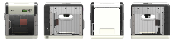 sells XYZprinting's DaVinci-branded 3D printers