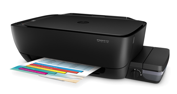 Hp Takes The Plunge Into Ciss Inkjet Refillable Ink Tank
