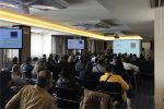 A presentation at a recent Static Control seminar held at the Suite Hotel Sofia in Bulgaria.