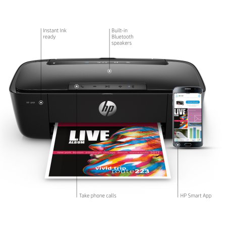 HP AMP 100 Series Redefines the Household Printer ...