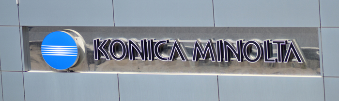 Konica Minolta building