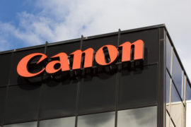 Canon Expected to Deliver Downbeat Q1 Results and Lower FY2019 Forecast