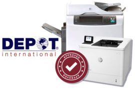 Depot International to Offer Remanufactured, Reconditioned, and OEM Printers