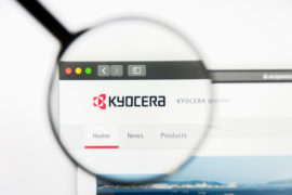 Kyocera Reports Downturns in Q2 and H1 as COVID-19 Continues to Impact Business
