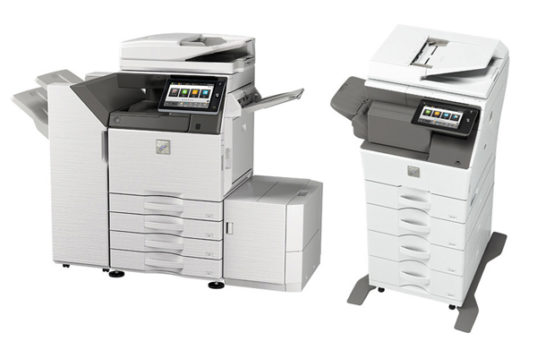 Sharp Introduces 13 New Monochrome MFPs