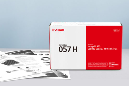 Canon Introduces New Toner Cartridges in Updated imageCLASS Models