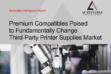 New Actionable Intelligence Report Explores Market Impact of Premium Compatible Cartridges