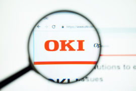 OKI Announces Weak First-Half Results, Reveals More about Plans for Printers