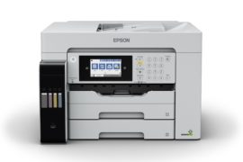 Epson Introduces WorkForce ST-C8000 A3 Supertank All-in-One