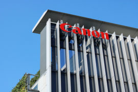 Moody's Downgrades Canon Citing Concerns about Office Copiers and Printers