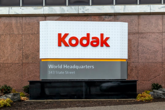 Second Securities Class Action Filed against Kodak in $765M Loan Scandal