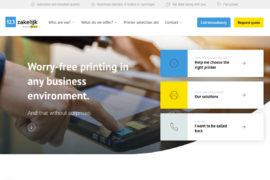 123inkt.nl Launches MPS Business